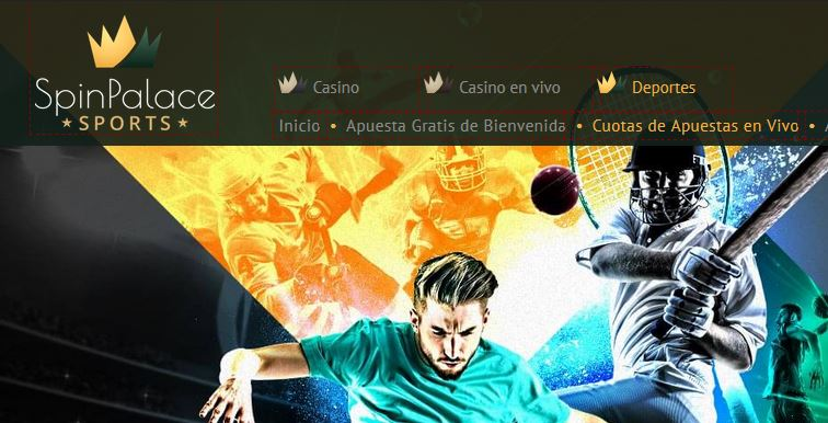spin palace sports mexico apuestas