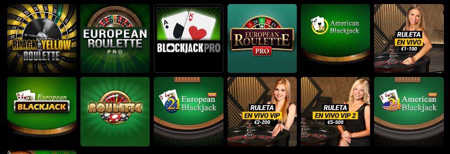 bwin juegos de casino