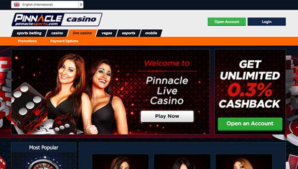 el casino de pinnacle